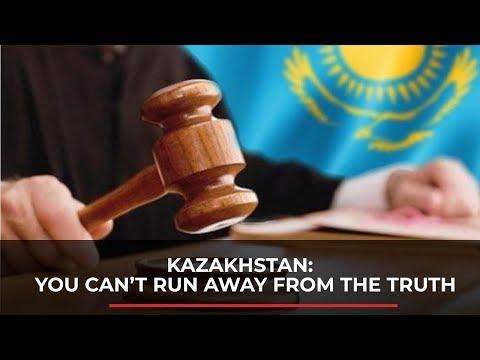 Kazakhstan: you can't run away from the truth | News M.News World