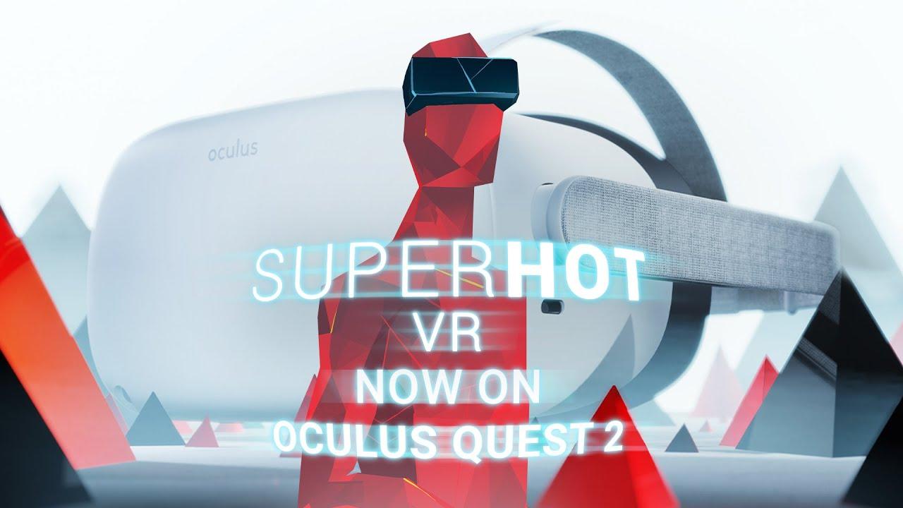 SUPERHOT VR получит обновление графики для Quest 2