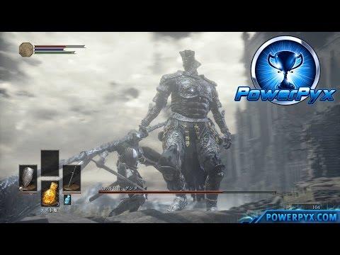 Dark Souls 3 - Iudex Gundyr Boss Fight (Boss #1)