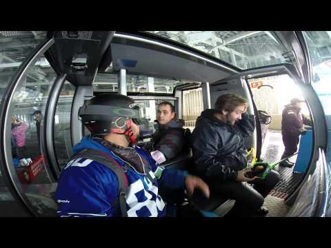 Steve Largent Snowboards Japan