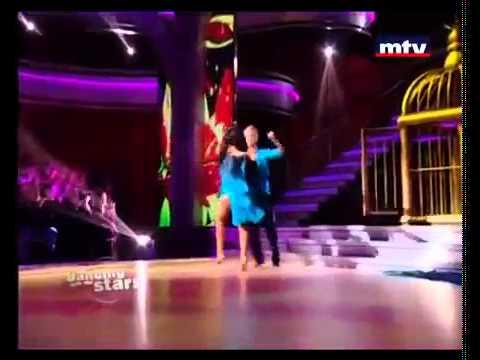 DWTSME - Rosarita Tawil dancing Samba to