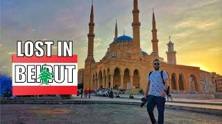 Lost in BEIRUT | Lebanon 4K Travel vlog