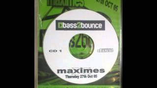 bass2bounce @ maximes oct 05 cd 1