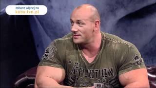 Kuba Wojewódzki - Hardkorowy Koksu o MMA- bonus 3 2017 Video