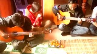 (gpt guitar school) Wedding bell - song tấu guitar hay