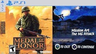 Medal Of Honor - ЛУЧШАЯ ИГРА ДЕТСТВА [PS1] - Прохождение #1