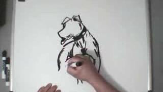 Freestyle Art : American Pit Bull Terrier Ii