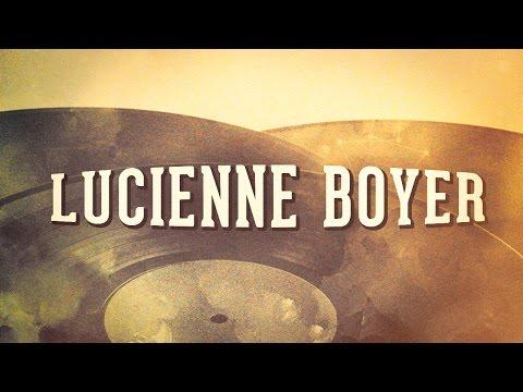 Lucienne Boyer, Vol. 1 « Chansons françaises des années 1900 » (Album complet)
