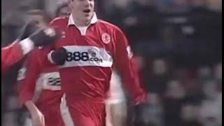 Notts County v Boro 2004-05 Cup R3 DORIVA JOB GOAL