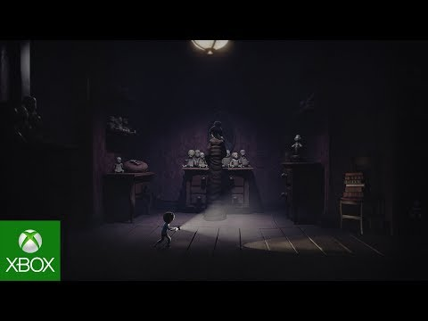 Little Nightmares The Residence Release Trailer
