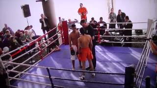 Niko Fight Night 1: Amar 'Nuttah' Shah VS Kiru Singh Sahota