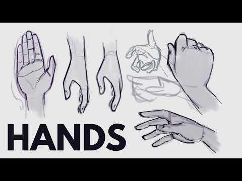 How to Draw Hands // My Tips & Tricks!