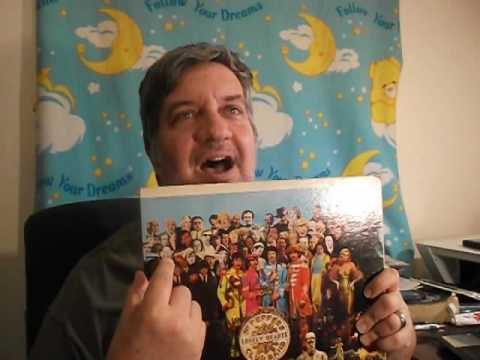 Beatles Sgt.Pepper 50th Anniversary Album History and Product Detail:Psyko's Platters Ep.172
