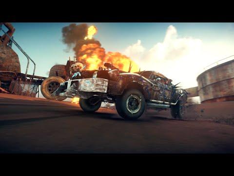 Игра Mad Max будет работать на Xbox One в разрешении 1080p