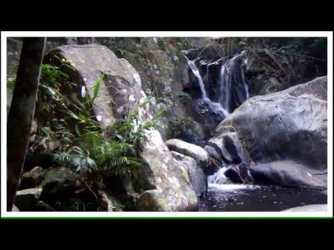Wutong Mountain Wútóng Shān Waterfall 梧桐山, Shenzhen, China