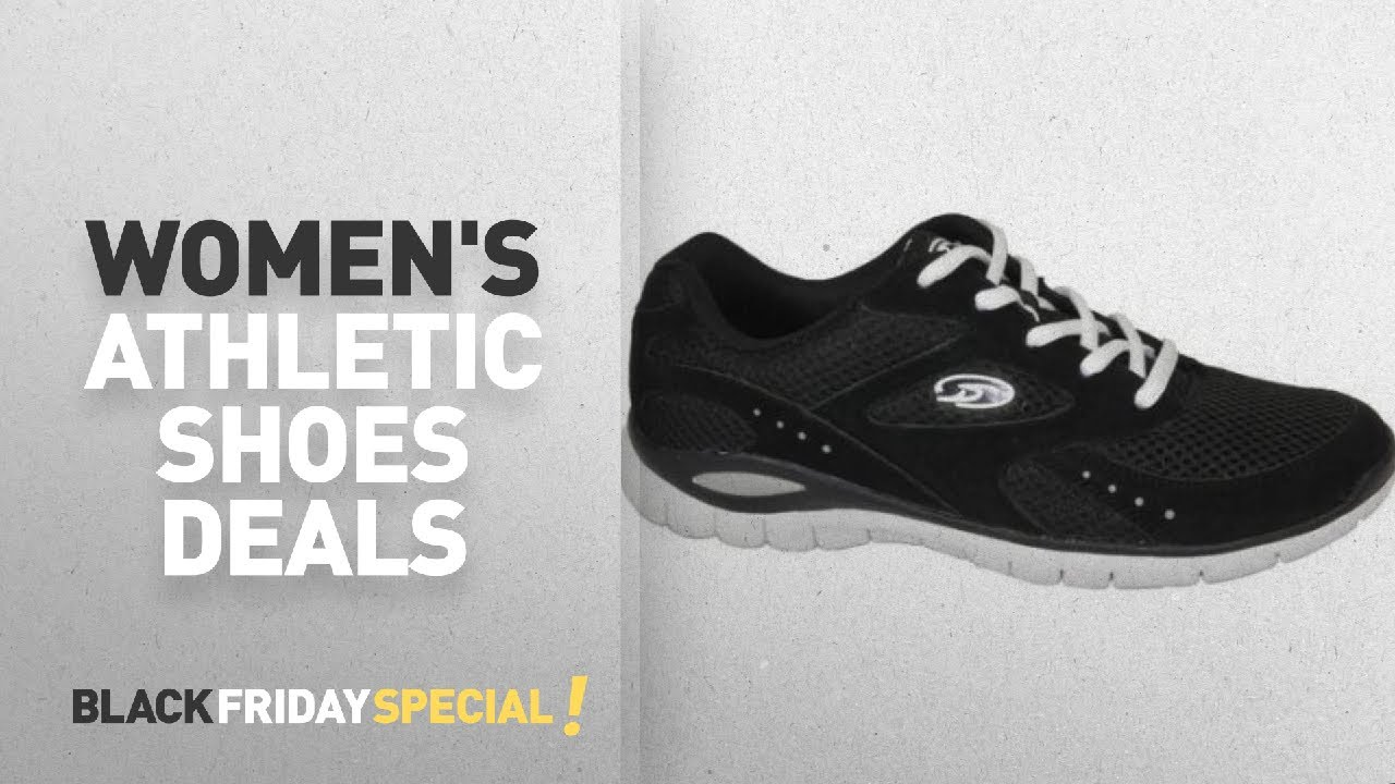 Walmart Top Black Friday Women's Athletic Shoes Deals: Dr. Scholl's Womens'  Frida Tech Running Shoe