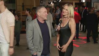 Video Sharon Case Interview - Y&R 45th Anniversary Celebration download MP3, 3GP, MP4, WEBM, AVI, FLV Agustus 2018