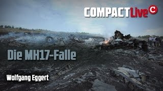 Die MH17-Falle - Wolfgang Eggert bei COMPACT Live Thumbnail