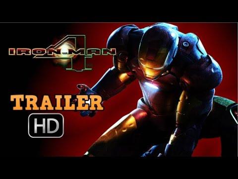 Iron Man 4 - 2017 Trailer Official HD