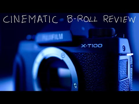 Fuji X-T00: Cinematic B-Roll - The Review