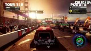 Dirt Showdown sur PC [TEST]