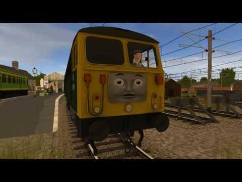 s5 Ep11   Daisy & the electric engines