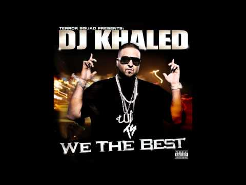 DJ Khaled  I'm So Hood (Instrumental/Bass Boosted)