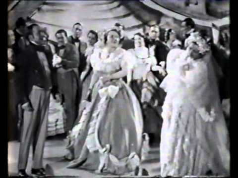 "Mary Ellis sings Ivor Novello's ""Glamorous Night"" from the 1937 film"