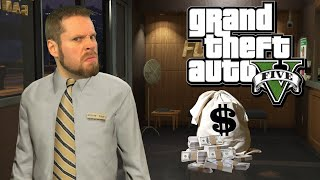 ROBBING a BANK LIVE! - GTA RP - Day #7