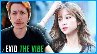 REAGINDO A EXID (이엑스아이디) - The Vibe (아끼지마) (Han|Rom|Eng) Col…