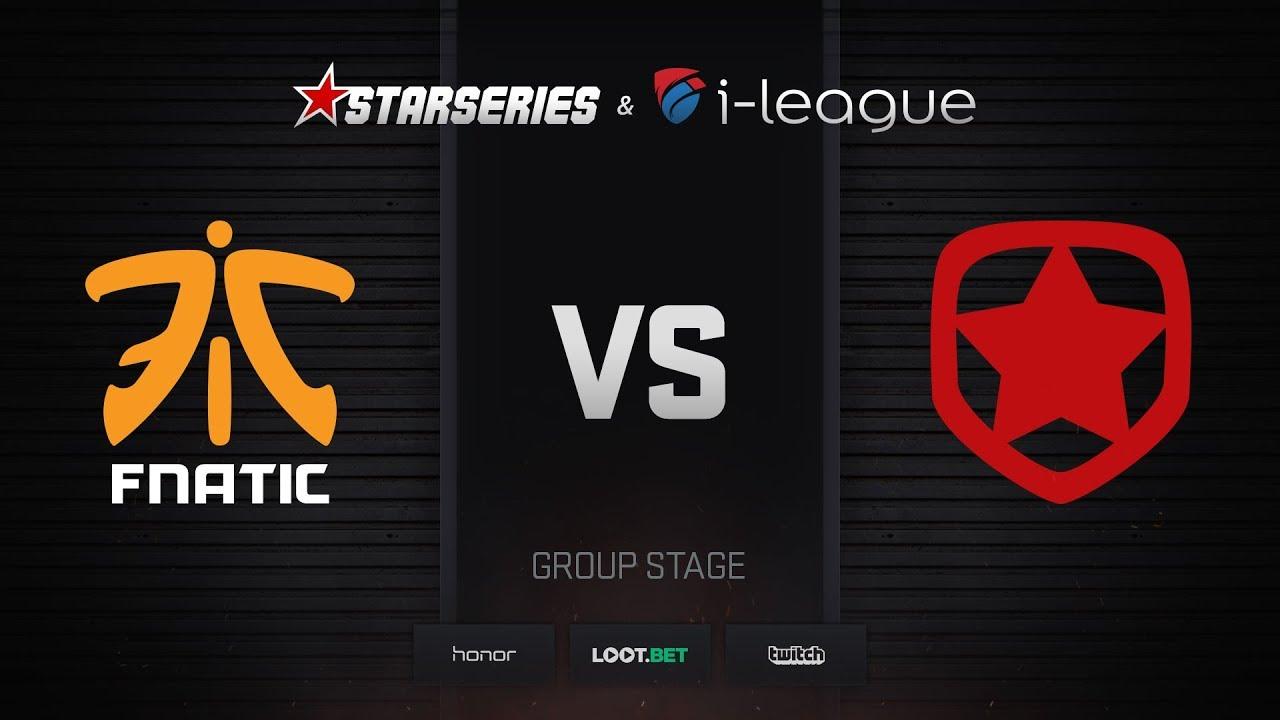 fnatic vs Gambit, map 3 cache, StarSeries i-League Season 4 Finals