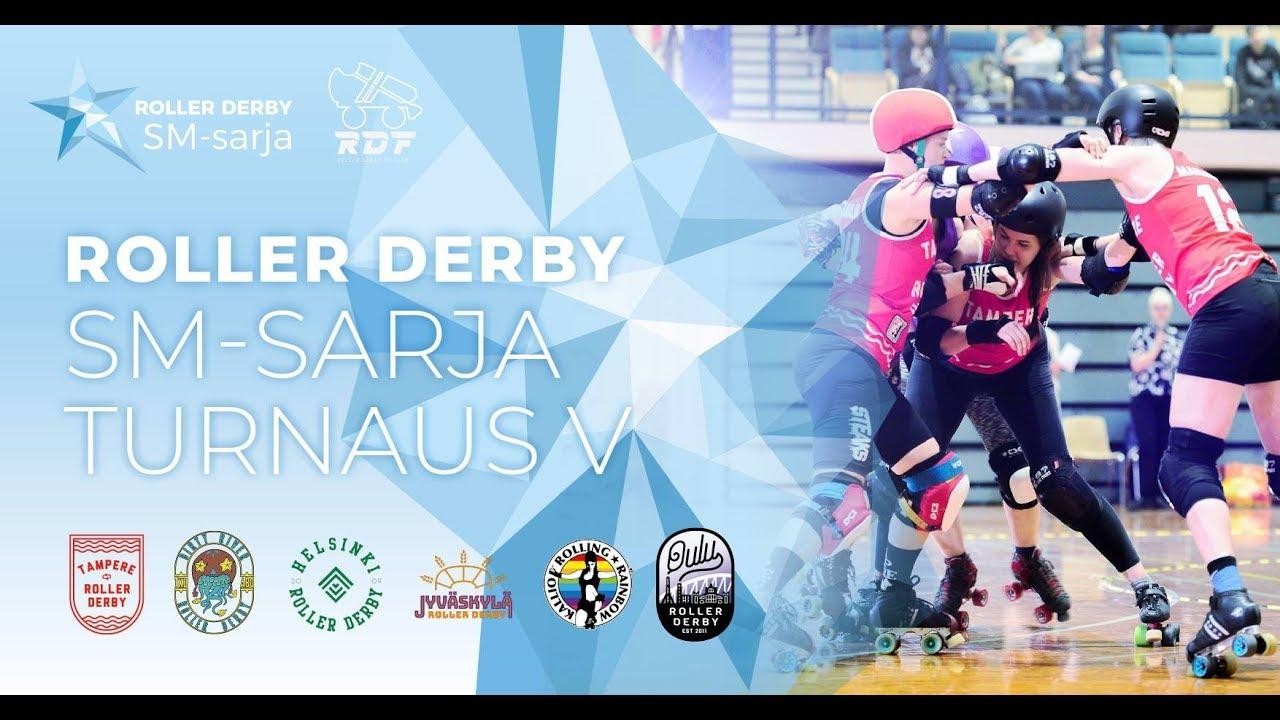 Roller Derby Tampere