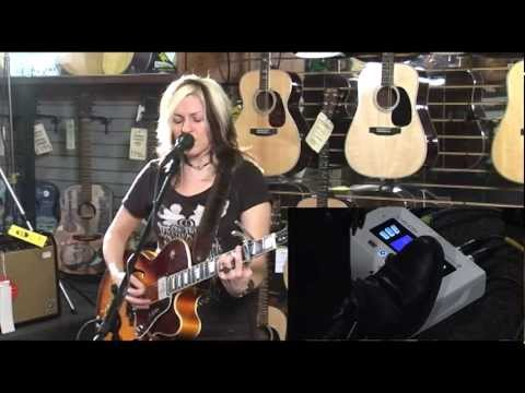 TC Helicon VoiceLive Play GTX - Demo by Christine Havrilla @ Guitar Showcase