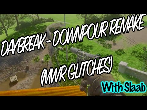 Daybreak Mwr Glitches (downpour Remake) With Slaab New DLC