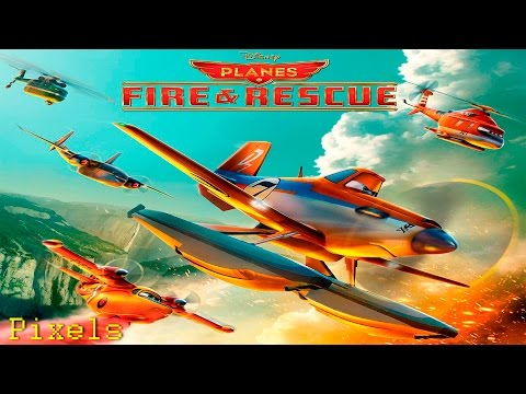 Disney Planes: Fire & Rescue Full Game With Extras