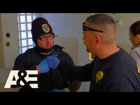Behind Bars: Rookie Year: Stickler Becomes Golden Boy (Officer Stories Part 2 - Purto) | A&E