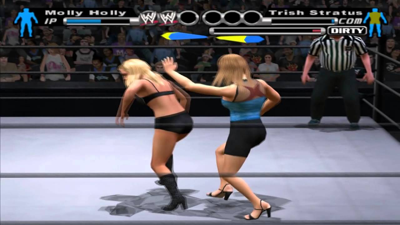 WWE  Smackdown vs Raw (PS2) walkthrough - Bra   Panties - YouTube 90dd08796