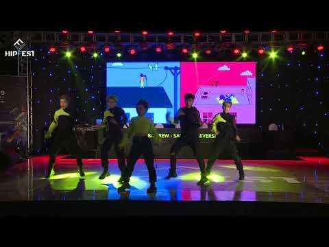 Korba – ĐH Sài Gòn | Hipfest Uni 2019 | Showcase