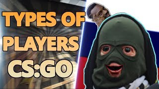 Types of Players ★ CS:GO