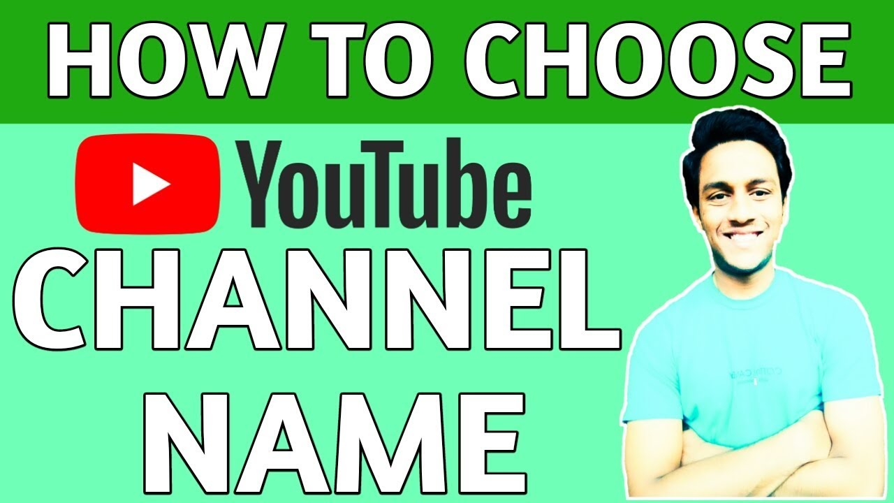 How To Select Or Choose Youtube Channel Name In Hindi Best Ideas To Find Unique Name