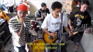 Tsunami Rock Band - Nem Sempre Se Pode Ser Deus (cover Titãs)