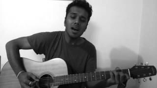 Ra Ahase - Billy Fernando Cover by Chan Tilakaratne
