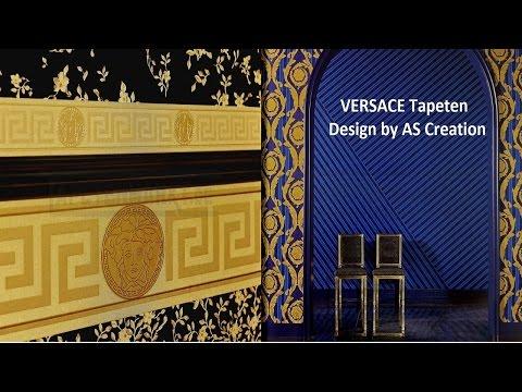 Versace Tapeten In Bild Und Ton
