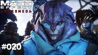 MASS EFFECT ANDROMEDA #020 - Angaran Gizmodo - Let's Play Mass Effect Andromeda Deutsch / German