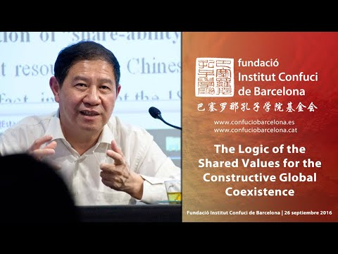 The Logic of the Shared Values for the Constructive Global Coexistence