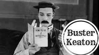 БАСТЕР КИТОН - Шерлок младший (BUSTER KEATON - Sherlock jr) Немое кино с тапером
