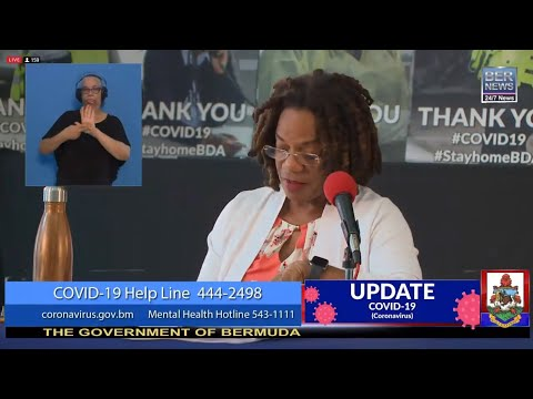 Government press conference on Covid-19, Aug 20 2020