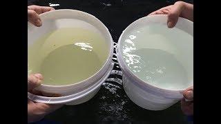 Озонирование воды в прудах