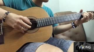 Cô Gái Đến Từ Hôm Qua _ Guitar Solo