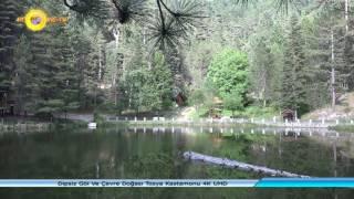 Dipsiz Göl Ve Çevre Doğası Tosya Kastamonu 4K UHD